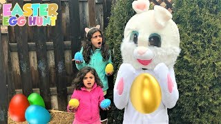 Easter Egg hunt Surprise Toys for Kids Pretend Play