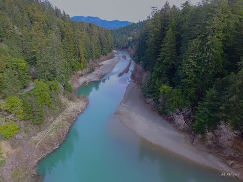 Eel River - From Headwaters to the Sea HD