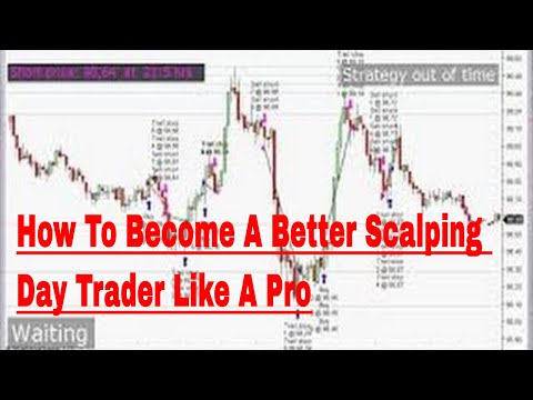 How To Become A Better Scalping Day Trader Like A Pro