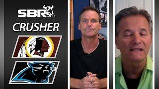 Redskins vs. Panthers NFL picks