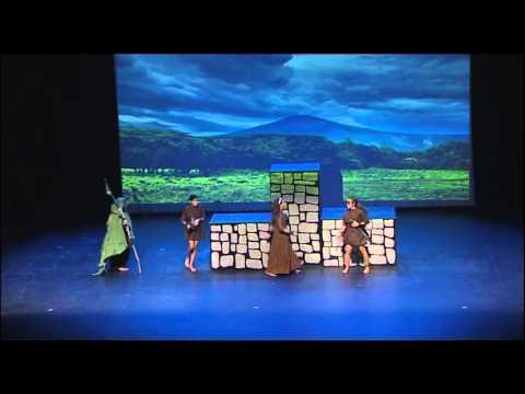 TEATRO: Tir Na Nog - La isla de la eterna juventud