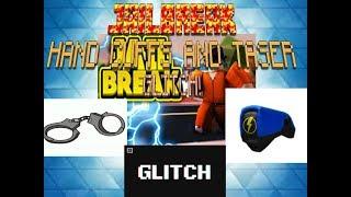 Roblox Jailbreak Hand Cuffs and Taser Glitch 2018 Patched!