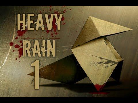 Heavy Rain : Episodio 1 Prólogo | Walkthrough | (PS3) Español
