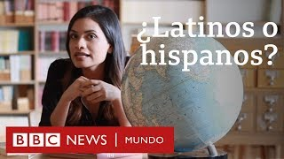¿Latino o hispano? Cómo se usan estos términos en Estados Unidos | BBC Mundo