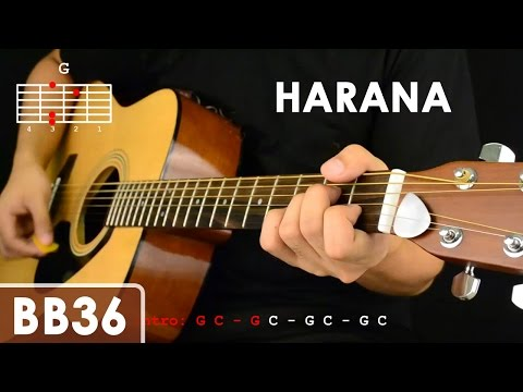 Harana - Parokya ni Edgar Guitar Tutorial (includes strumming patterns and chords)