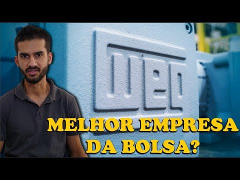 WEG (WEGE3)   É a MELHOR EMPRESA da Bolsa? RESULTADO 2T20