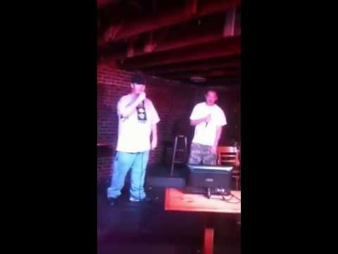 "Smitty karaoke at 333- ""Shake That"" by Eminem"