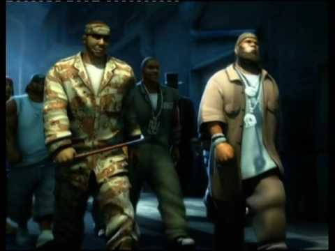 Def Jam - Fight For New York - Intro and Trailer