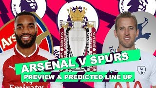 ARSENAL v SPURS - IT'S ABOUT TIME WE SHUT THEM UP - MATCH PREVIEW