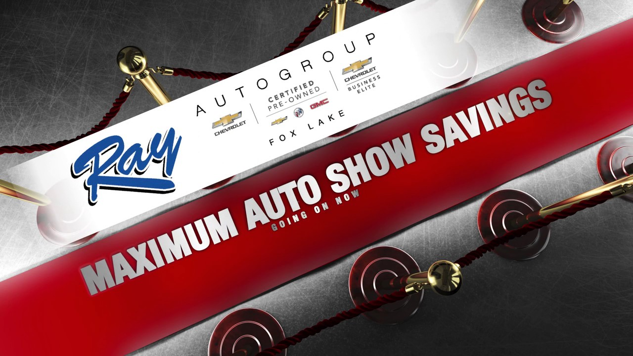 Maximum Auto Show Savings for the Red Carpet Treatment at