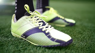 40$ Cheap Football Boots! DR3 Cyclone Test & Review