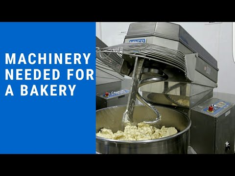 Machinery Needed For A Bakery। Complete Set Up। Bakery Business। 2019