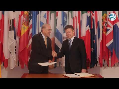 Colombia nuevo miembro de la OCDE