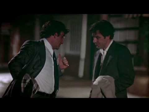 Fight scene in 'Mikey and Nicky' (1976) by Elaine May
