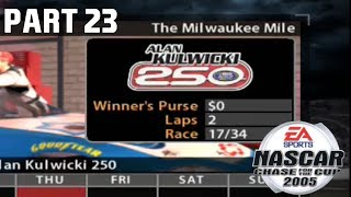(FOR ALAN!) NASCAR 2005 Chase For The Cup Career Mode Part #23