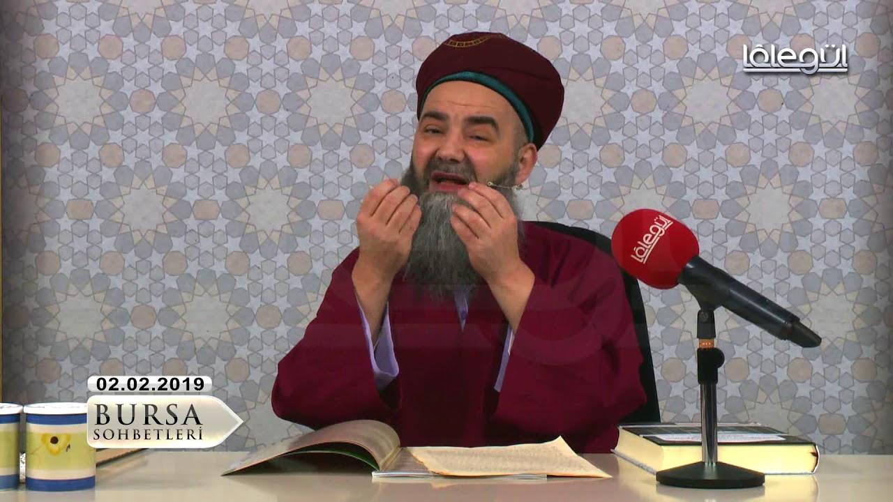 2 Şubat 2019 Tarihli Bursa Sohbeti - Cübbeli Ahmet Hocaefendi Lâlegül TV