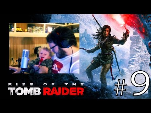 Aaron Plays Rise of the Tomb Raider #9 A HELPING HAND