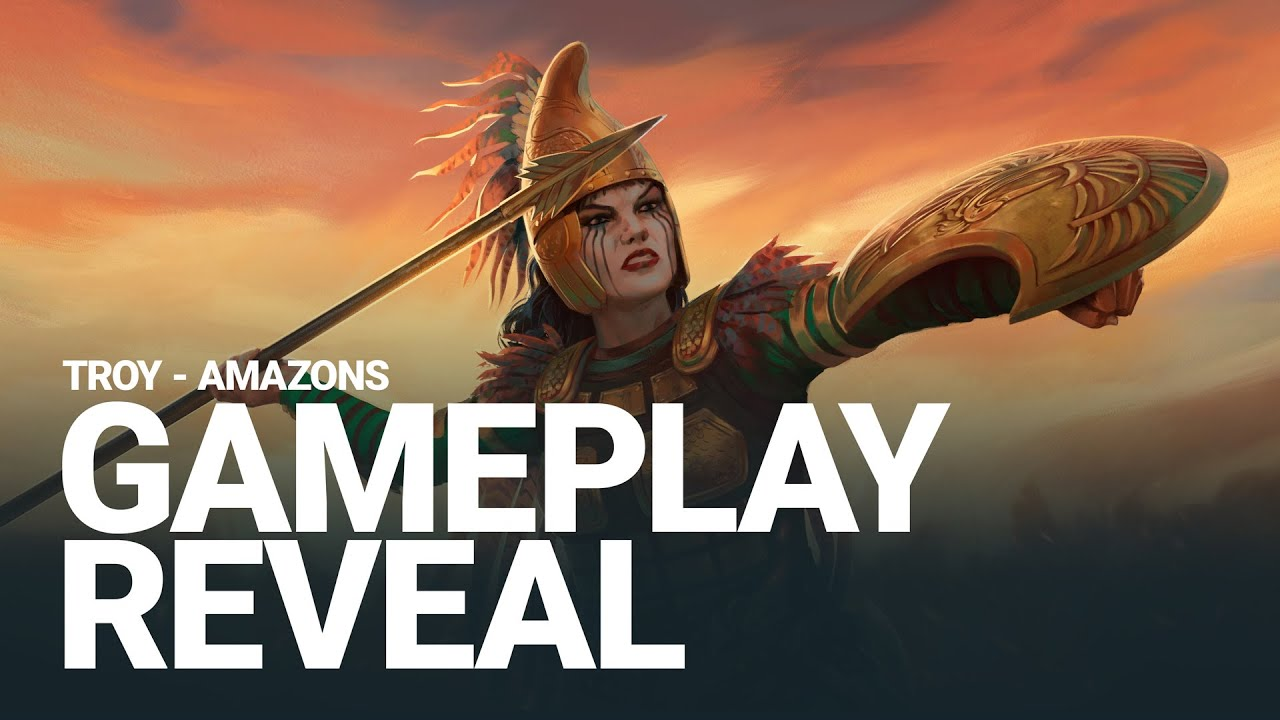 Hippolyta Let's Play / AMAZONS / Total War: TROY