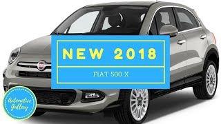 [HOT NEWS] 2018 Fiat 500X