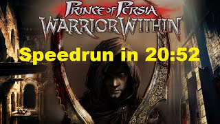 Prince of Persia: Warrior Within speedrun with commentary (20:52)