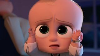 The Boss Baby - How to Say I Love You | official FIRST LOOK clip (2017) Alec Baldwin
