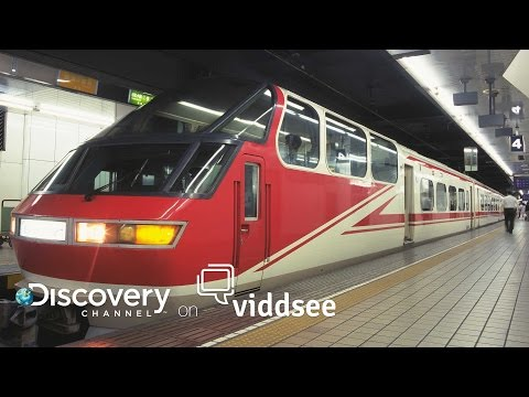 On-Time Metro - In Japan, The Train Is Never Late // Discove