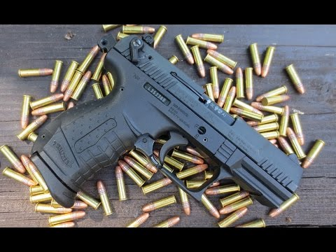 The Walther P22 is it a Piece of Junk?