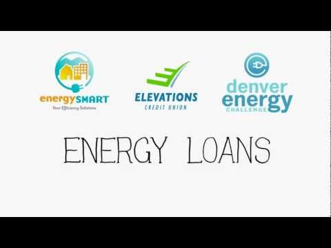 How To Save Energy & Money with Elevations Energy Loans