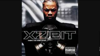 Xzibit - Bitch Ass Niggas (Interlude)