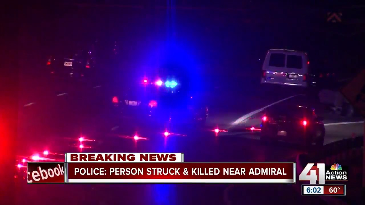 Police Pedestrian Hit Killed On Highway 71 In KCMO