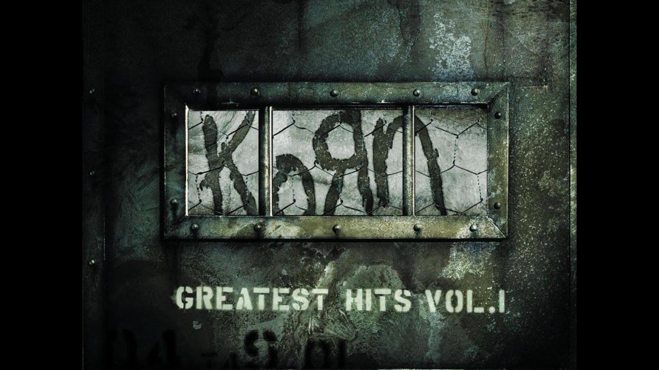 Korn greatest hits vol 1 скачать mp3
