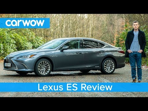 Lexus ES 2020 in-depth review  - see if it's better than a BMW 5 Series?