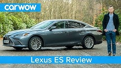 Lexus ES 2019 in-depth review  - see if it's better than a BMW 5 Series?