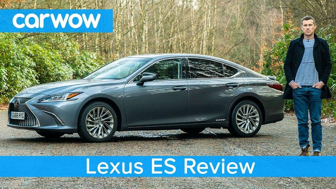 New Lexus ES Review | carwow