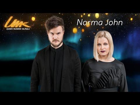 "UMK17 // NORMA JOHN: ""Blackbird"" (Lyric Video)"