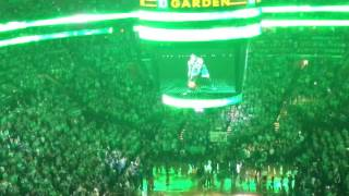 Amazing new Celtics playoff intro 2017