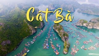 Nhìn Thế Này Cát Bà Đẹp Hơn Hạ Long Là Chắc Chắn - Drone Cat Ba Island
