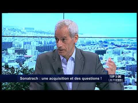 Sonatrach : une acquisition et des questions !