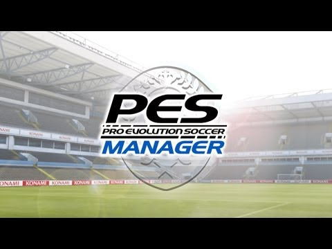 PES Manager / Pro Evolution Soccer Manager - iOS / Android - HD (Sneak Peek) Gameplay Trailer