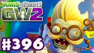 Professor Brainstorm Hat! - Plants vs. Zombies: Garden Warfare 2 - Gameplay Part 396 (PC)
