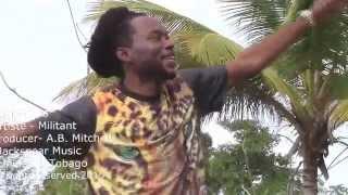 """""""Righteous""""- Militant (Official music video) Genre Reggae"""