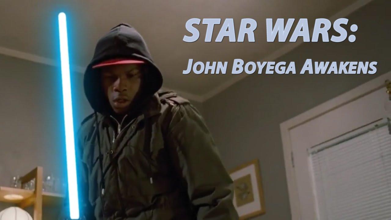Star wars finn awakens trailer hd youtube