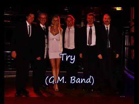G. M. Band plays Try  (Pink)
