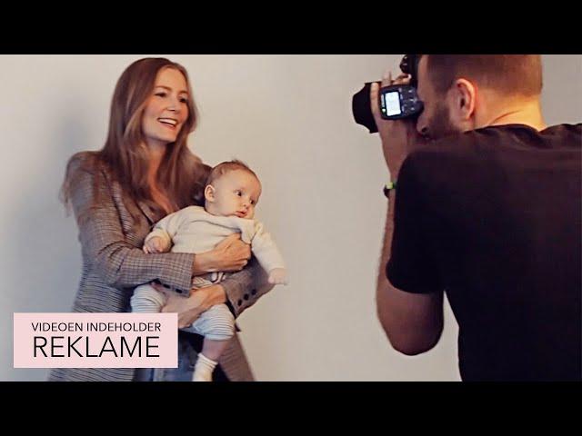VLOG: Photo shoot & dåbsforberedelser (INDEHOLDER REKLAME FOR SIMPLE FEAST)