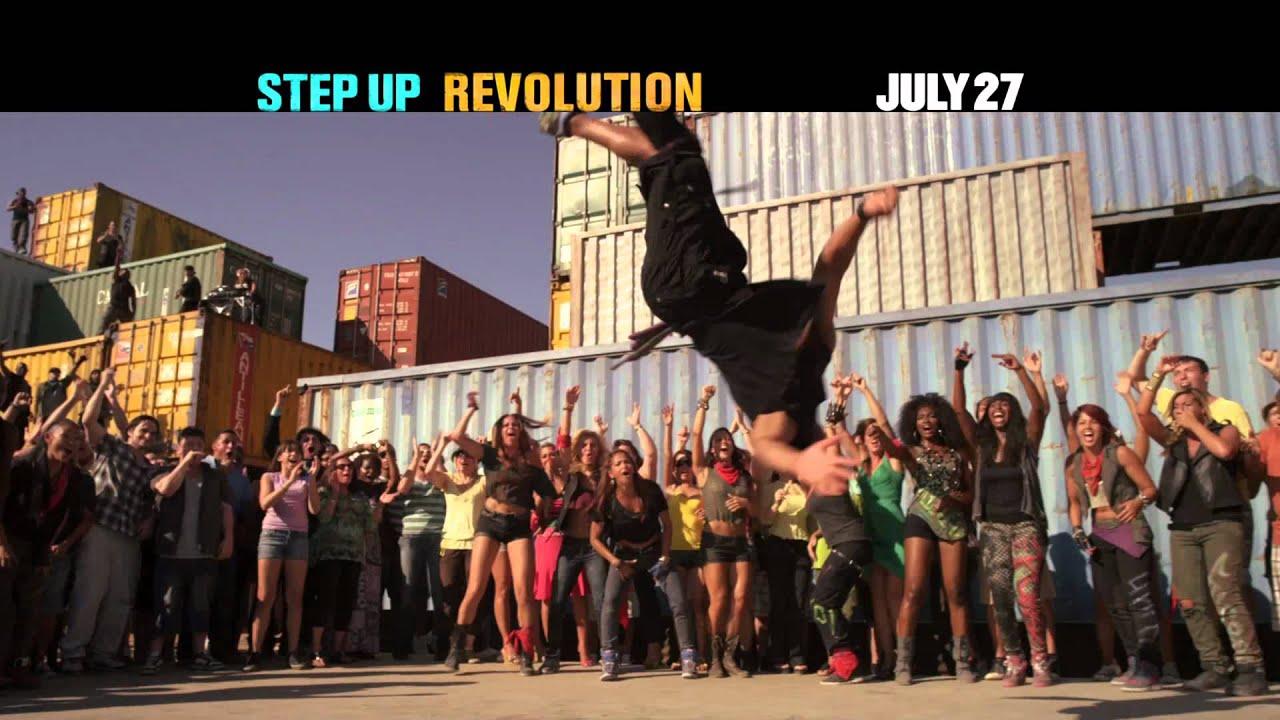 f89e9347ebb40 Step Up Revolution (2012 Movie) Official TV Spot -