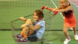 Большой теннис для детей | Теннисная школа «Master