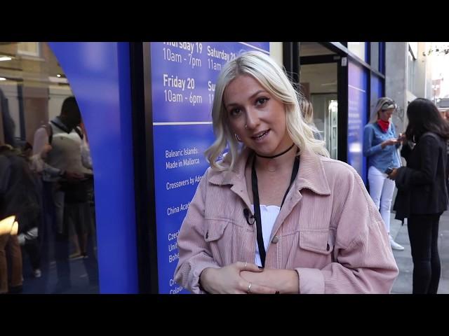 Athina visits the London Design Fair