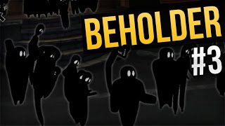 Beholder Ep. 3 - LIFE THREATENING CONDITION ★ Beholder Gameplay / Let
