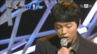 [슈퍼스타K5 준결승전 무대영상] 박재정,박시환 - 꿈 속의 사랑(현인)