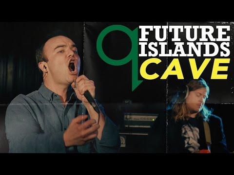 Future Islands - Cave (LIVE)